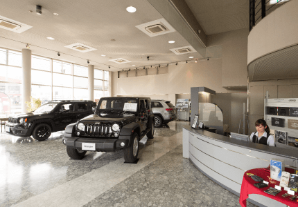 Jeep福井